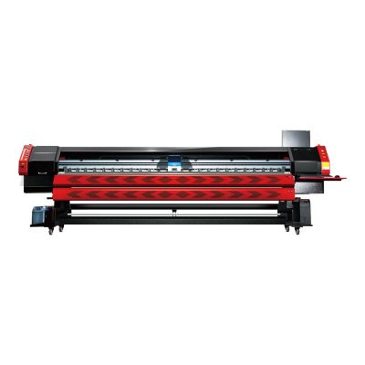 3.2M Konica Economic Solvent Printer (KM512-42PL head)