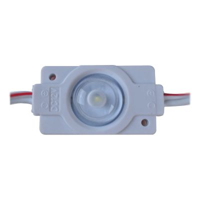 SMD 2835 Waterproof LED Module (1 LED, White light, 0.24W, L33 x W18mm)