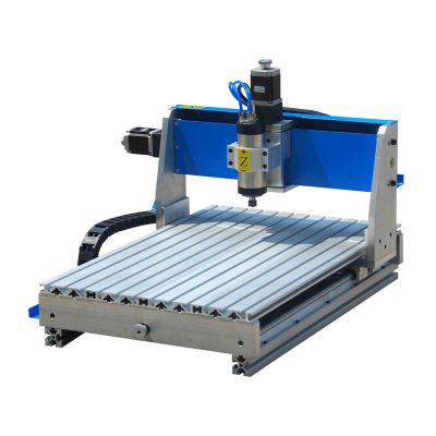 ... CNC Engraver and Router > New Professional 4060 Desktop CNC Router