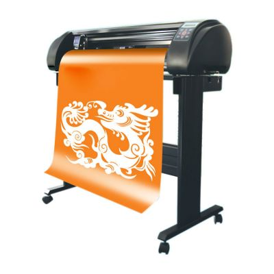 "29.5"" SIGNKEY Vinyl Sign Cutter with Automatic Contour Cut Function, Bluetooth Output"