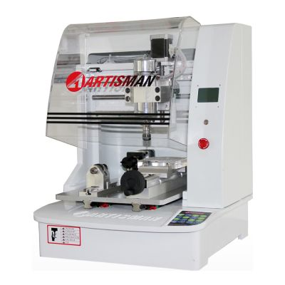 ... CNC Engraver and Router > Artisman Small Size Four Axes CNC Router for