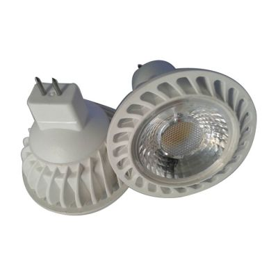5W MR16 COB LED Ceiling Spotlight Bulb-white