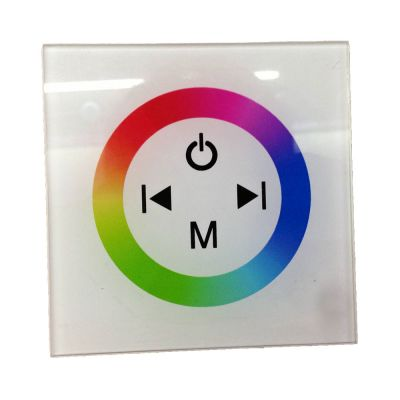 Type 86 Colorful Touch Control Panel