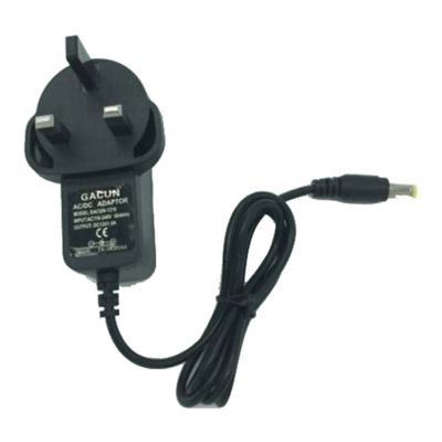 British Rules 12W Glue Cover Universal Direct  Plug in Power Supply Adapter (AC100V-240V to DC 12V 1A,for LED Module/LED Strip/LED Bar)