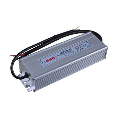 120W AC100V-240V to DC 12V 10A Waterproof Metal Shell LED Power Supply Transformer Driver(for LED Module/LED Strip/LED Bar)