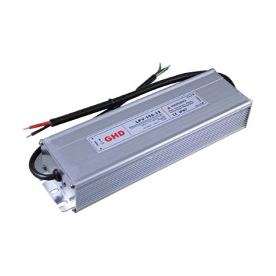 150W AC100V-240V to DC 12V 12.5A Waterproof Metal Shell LED Power Supply Transformer Driver(for LED Module/LED Strip/LED Bar)