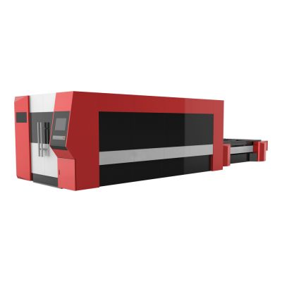 "59"" x 118"" (1500mm x 3000mm) 1000W Full-protection High Precision Metal Sheet IPG Fiber Laser Cutter"