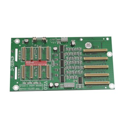Xenons X3A-7407ASE Eco-solvent Printer 4740D-C (X841) Printhead Board
