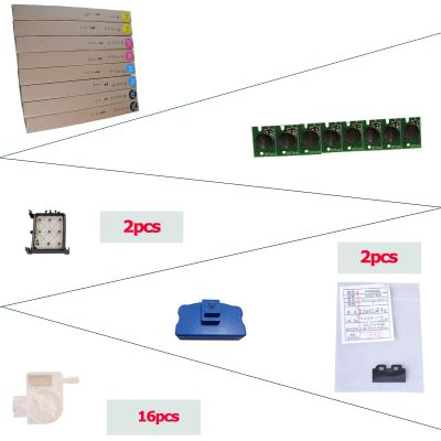 Refilling Cartridge Kit for Epson Stylus Pro 7450/9450