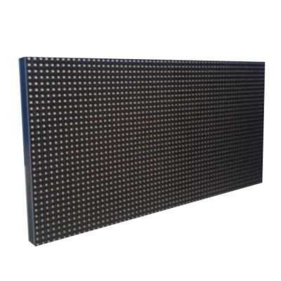 "High-definition Indoor Led Display P4 64x32 RGB SMD3 in 1 Plain Color Inside P4 Medium 64x32 RGB LED Matrix Panel(10.07"" x 5.03"" x 0.5"")"