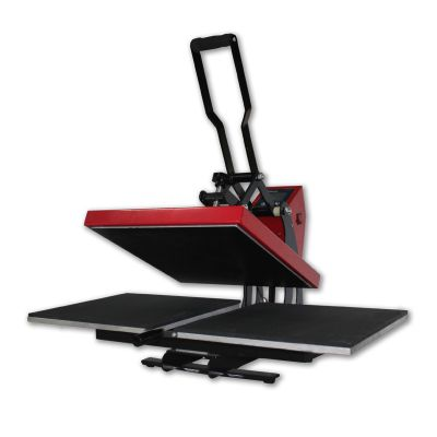 "16"" x 24"" Double Station Manual T-shirt Sublimation Heat Press Machine"