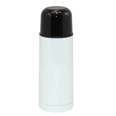 350ml Blank White Thermos Flask Travel Mug for Sublimation Printing
