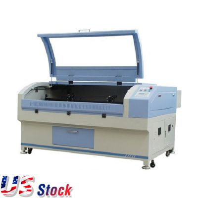 "US Stock-51"" x 35"" (1300mm x 900mm) Single Head Laser Engraving and Cutting System, Stepper Motor"