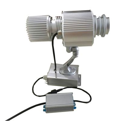 Outdoor IP65 Waterproof 20W LED Static Gobo Advertising Logo Projector Light