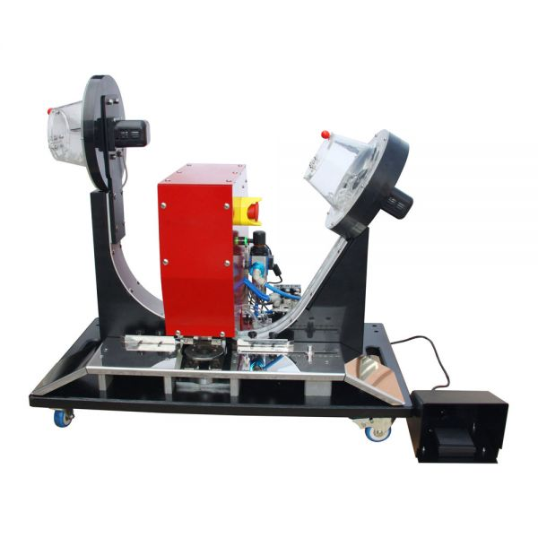 pneumatic grommet machine