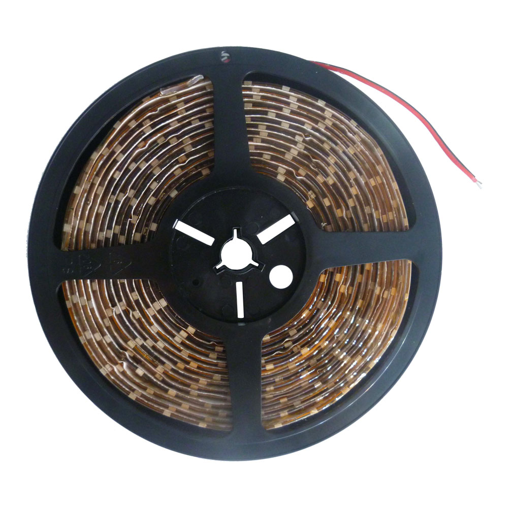 Red Color Flexible LED Strip(120 SMD 3528 leds per meter waterproof IP65)