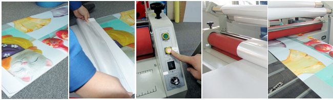laminator machine usage