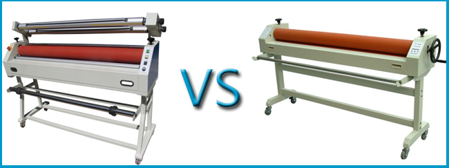 laminator machines comparison