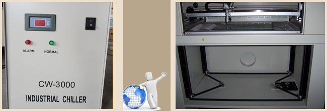 advantages for Laser Engraver and Cutter Machine