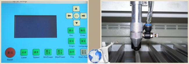 advantage for Laser Engraver and Cutter Machine