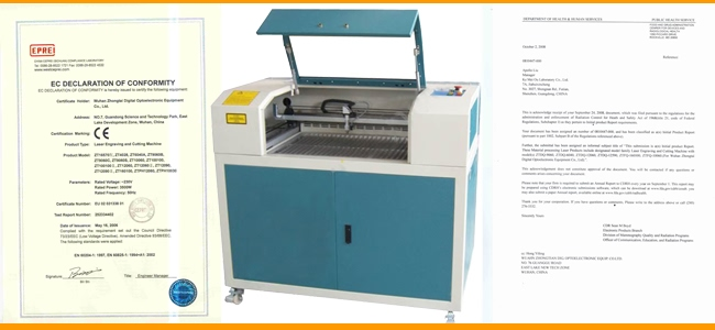quality for Laser Engraver and Cutter Machine
