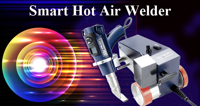 Smart Hot Air Welder