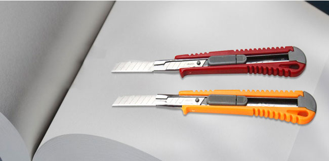 good quality cutter knife