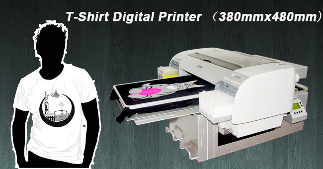 T-Shirt Digital Printer (380mmx480mm)