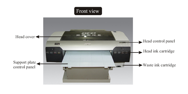T-Shirt Digital Printer (380mmx480mm) details