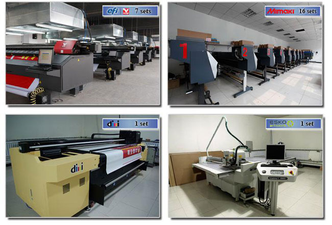 Tension Fabric for Light Box (Wide Format) printing machine