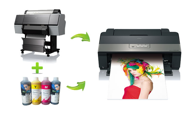Sublimation Ink Inktec usage