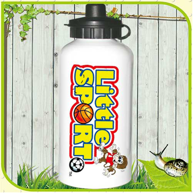 400ml Blank White Sport Bottle for Sublimation Printing