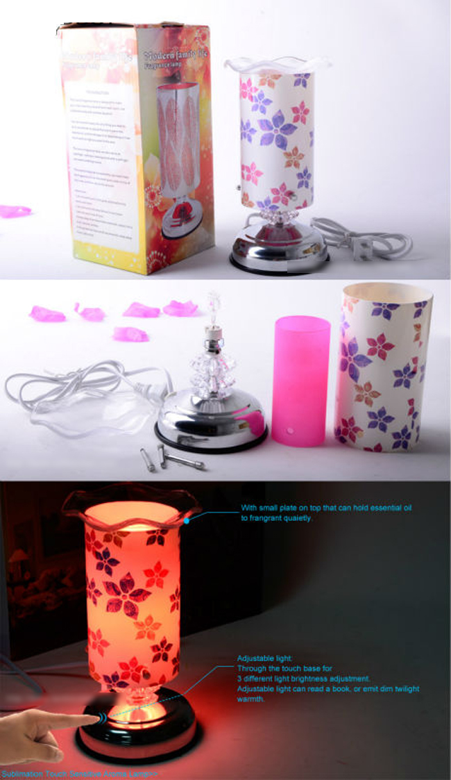 110V Sublimation Table Lamp