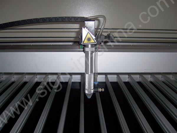 knife shape alumium rib working table