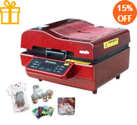 All in One 3D Vacuum Sublimation Heat Press Machine