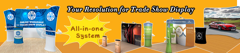 Your Resolution for Trade Show Display