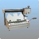 Perfect binding machine