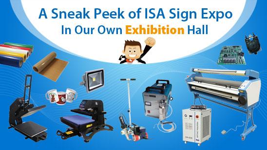 A Sneak Peek of ISA Sign Expo