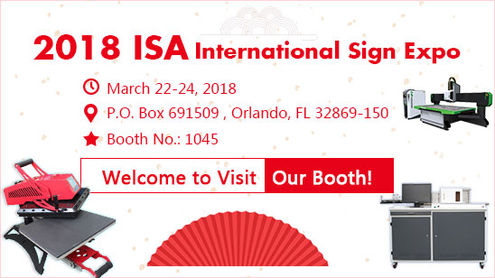 ISA Sign Expo 2018