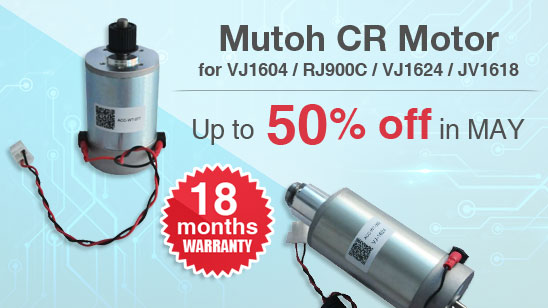 Mutoh CR Motor Up to 50% off in MAY