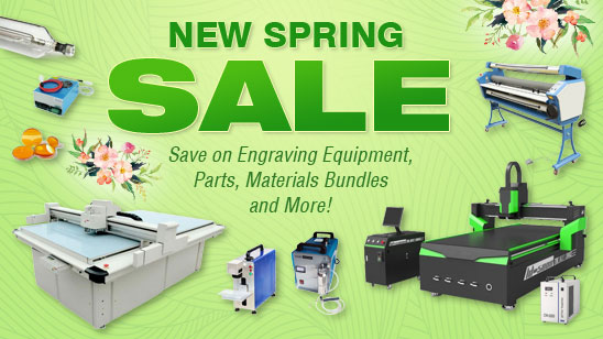 New Spring Sale