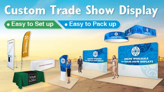 Trade Show Display Premium