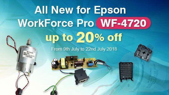 Epson WorkForce Pro WF-4720 Jusqu'à 20% de réduction!