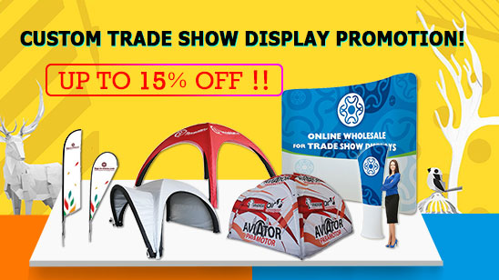 Fabric Trade Show Promotion!