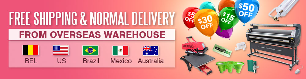 Free Shipping & Normal Delivery