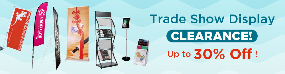Trade Show Display Clearance