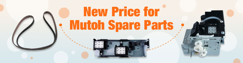 Original Mutoh Spare Parts