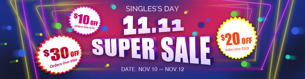 Coupons for You ★11.11 Single's Day Sales★