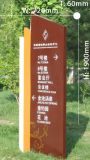 Directional signboard 017