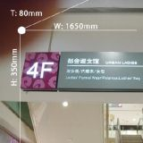 Directional signboard 045